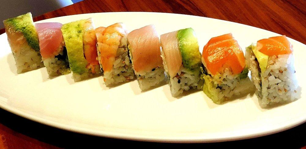 Food from Toro Sushi Poke House