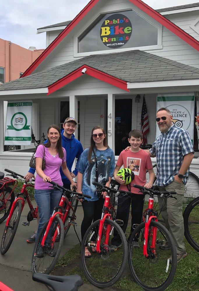 Alaska Pablo's Bicycle Rental