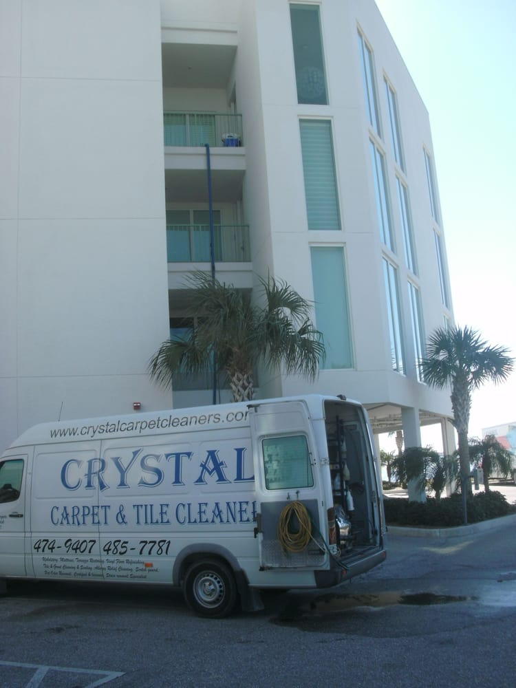 Crystal Carpet & Tile Cleaners