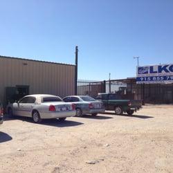 Lkq of el paso repuestos y accesorios 13300 montana ave el paso tx estados unidos - La hora en el paso texas ...