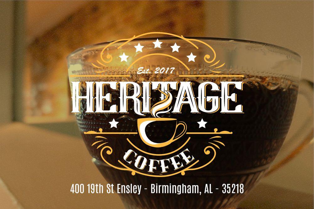 Heritage Coffee: 400 19th St Ensley, Birmingham, AL