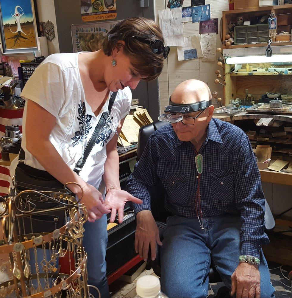 Sunrise Jewelers & Trading Company: 24 Tubac Rd, Tubac, AZ