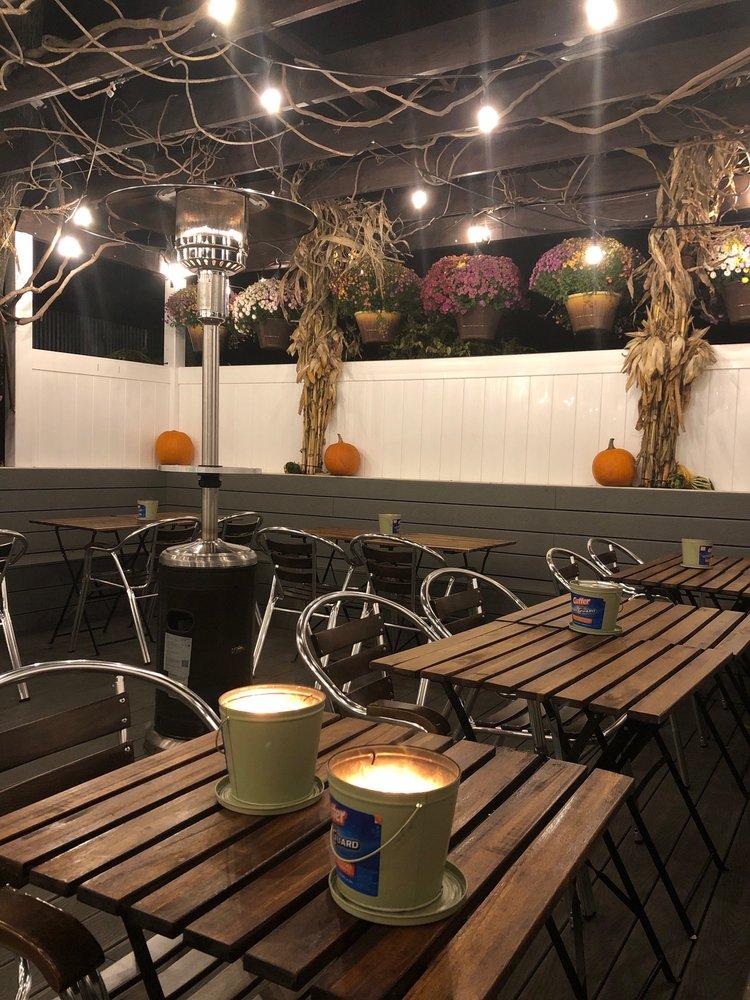 Bricks & Hops Beer Garden: 65 Bruckner Blvd, New York, NY