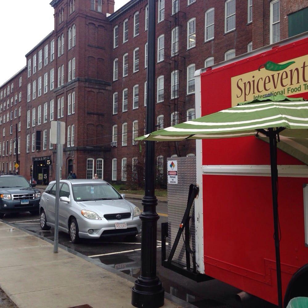 Spiceventure Food Truck