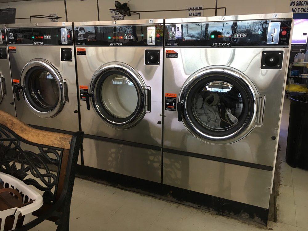 Carlsbad Laundry: 604 W Church St, Carlsbad, NM