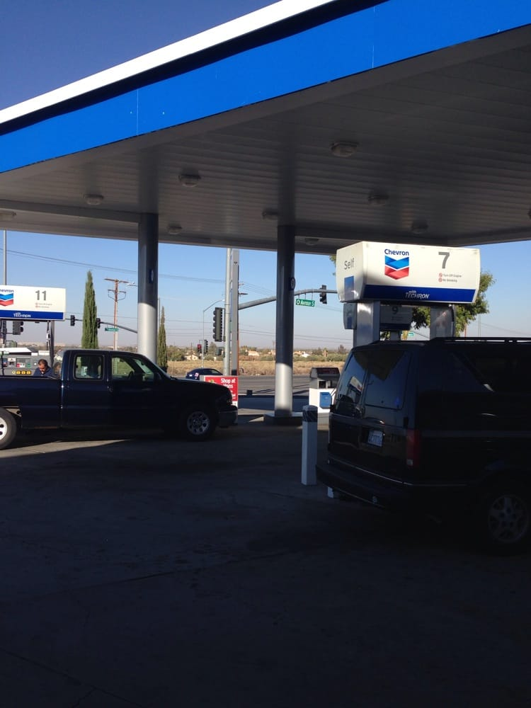 Diesel Gas Station Near Me >> Chevron - Gas Stations - 37167 Sierra Hwy, Palmdale, CA ...