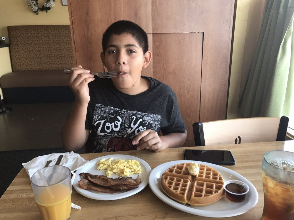 The Waffle Factory