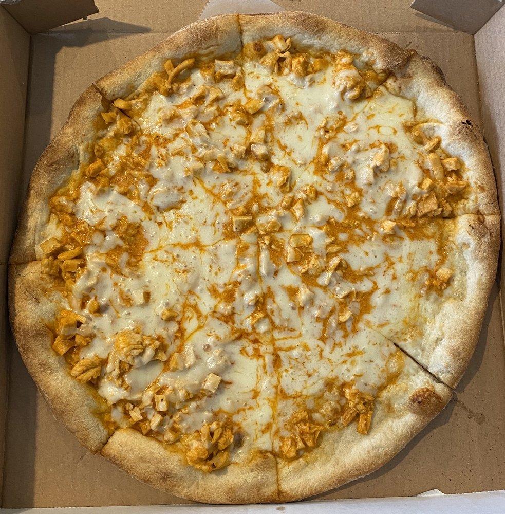 Trenton Tomato Pies: 311 W Lincoln Hwy, Penndel, PA