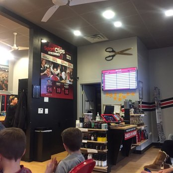 Sport Clips Haircuts Of Toms River 15 Reviews Barbers 2 Rt 37