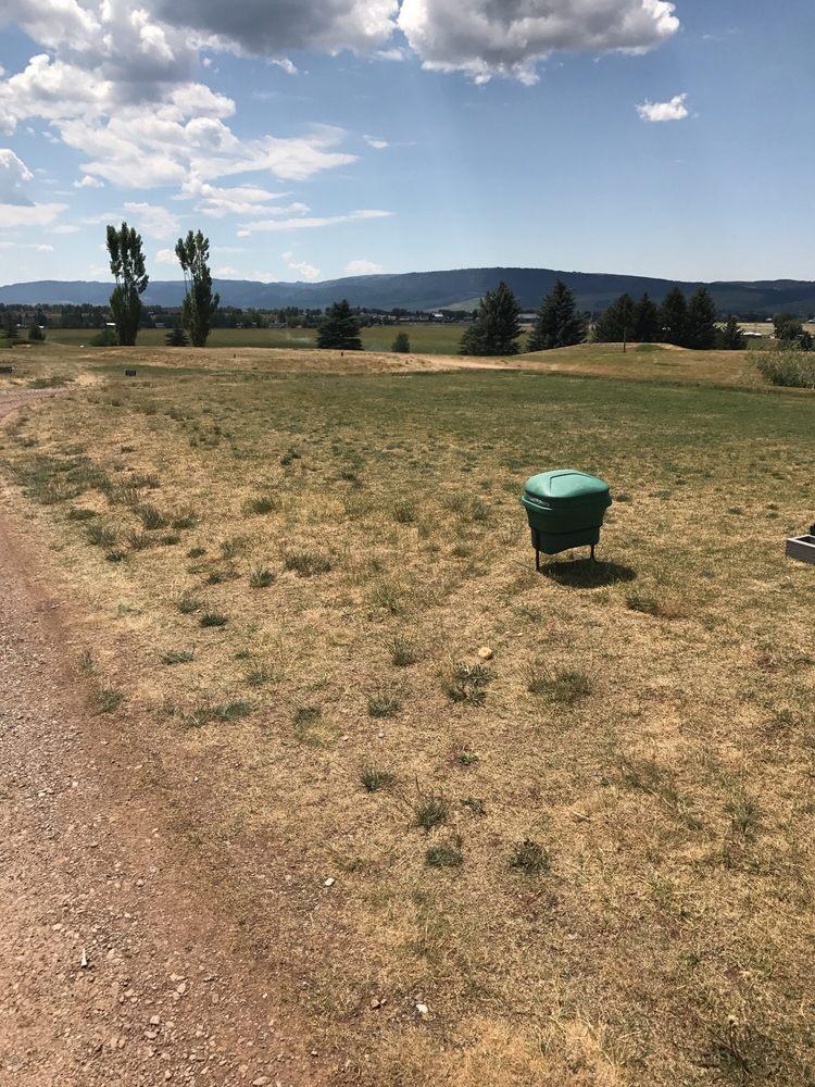 Valli Vu Golf Course: 83492 US Highway 89, Afton, WY