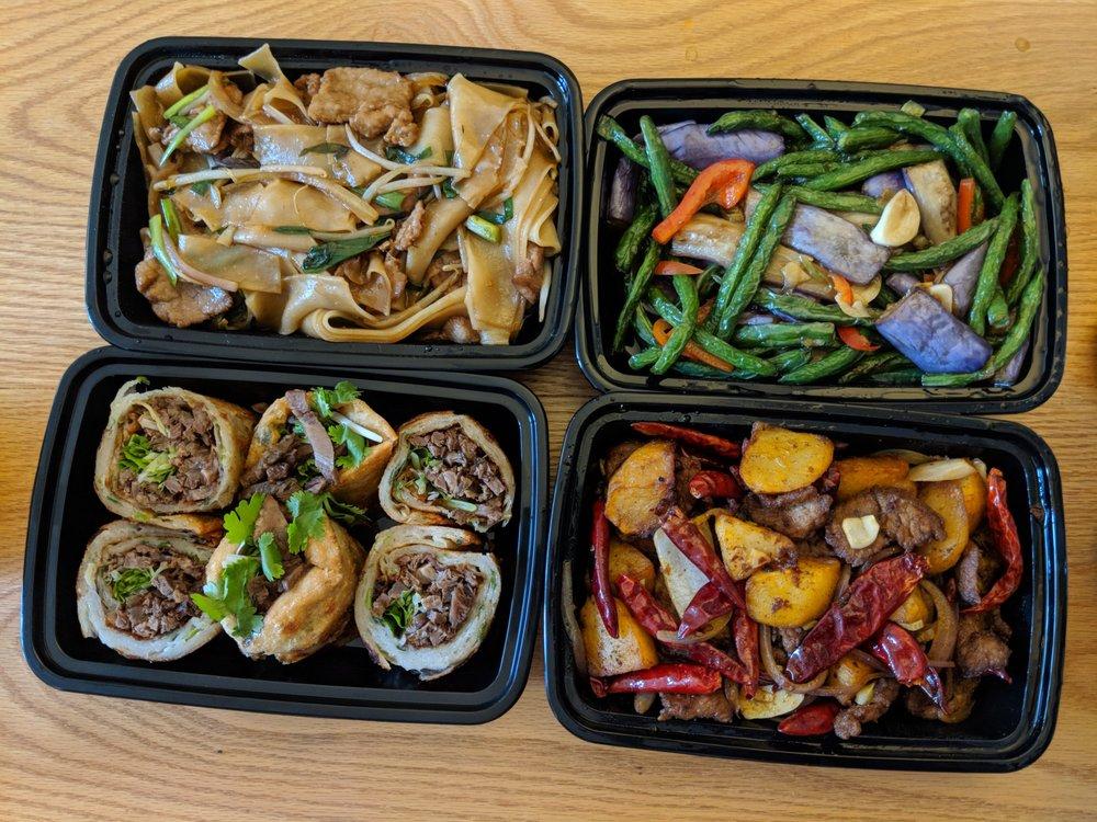 Food from Taipei Cuisine