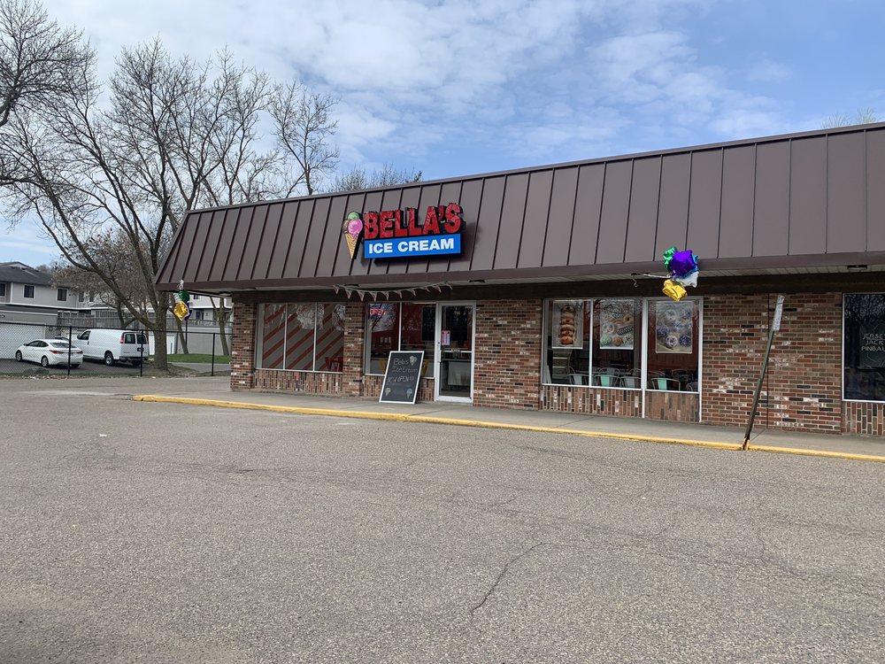 Bellas Ice Cream: 738 11th Ave S, Hopkins, MN