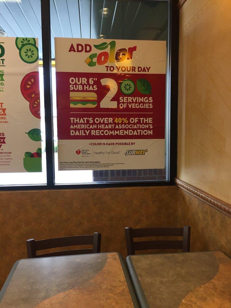 Subway: 3314 Preston Hwy, Louisville, KY