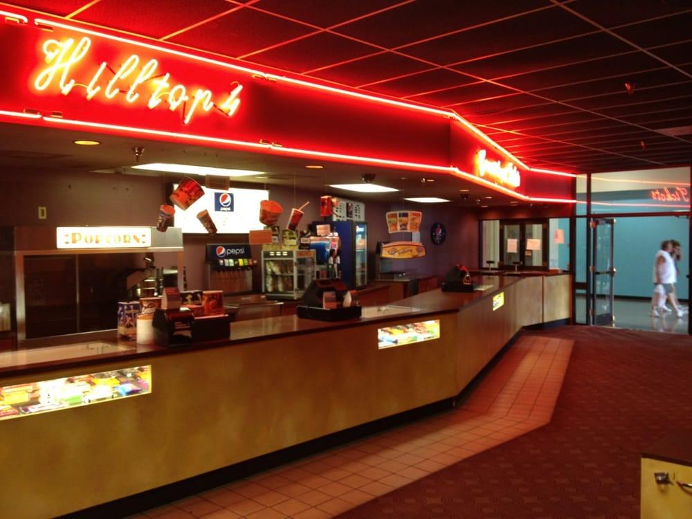 Social Spots from Hilltop 4 Theatres