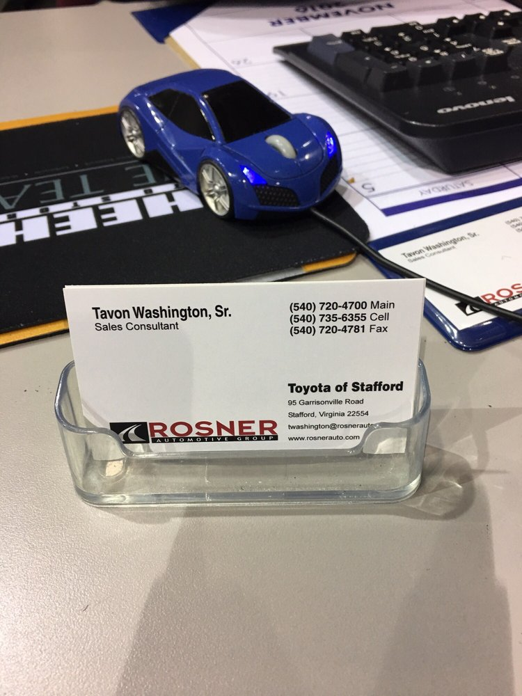 Rosner Toyota Of Stafford Closed 11 Photos 42 Reviews Car Dealers 95 Garrisonville Rd Va Phone Number Yelp