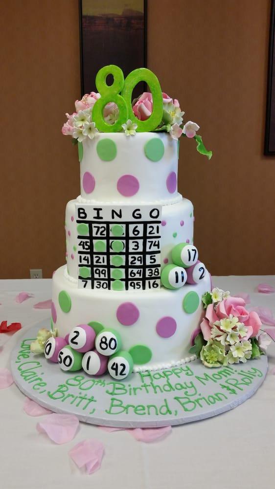 Bingo Birthday Cake Yelp