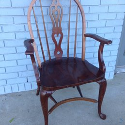 Photo Of Thriftique Thrift Store   Gulfport, MS, United States.  Pennsylvania House Chair