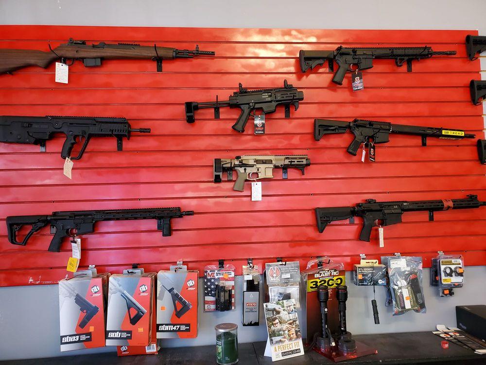 K and W Gunworks: 885 SE 6th Ave, Delray Beach, FL