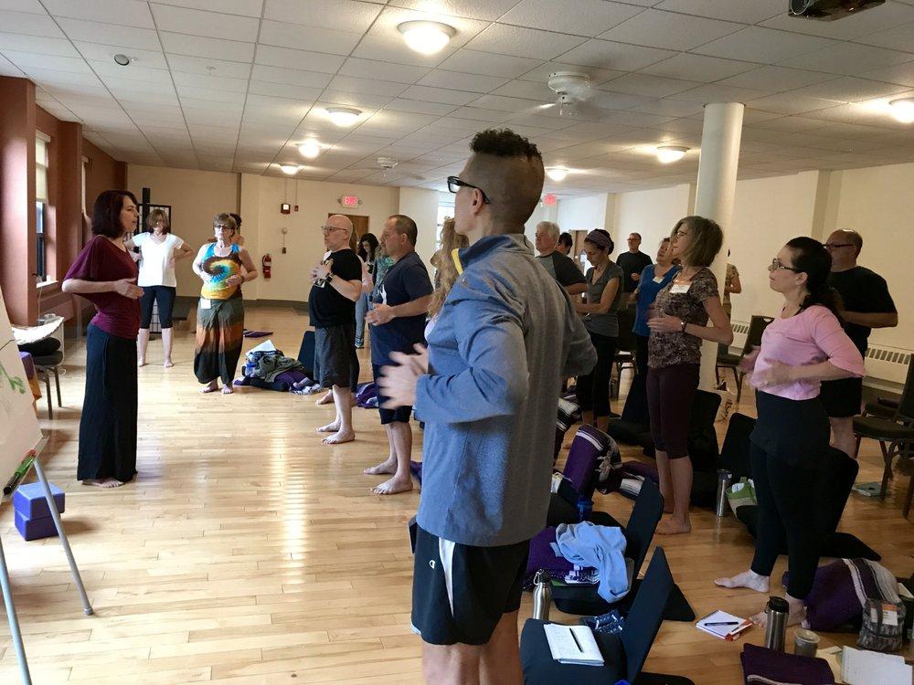 Qigong Infused Yoga: Hadley, MA