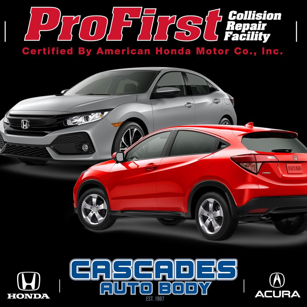 Cascades Auto Body: 45660 Woodland Rd, Sterling, VA