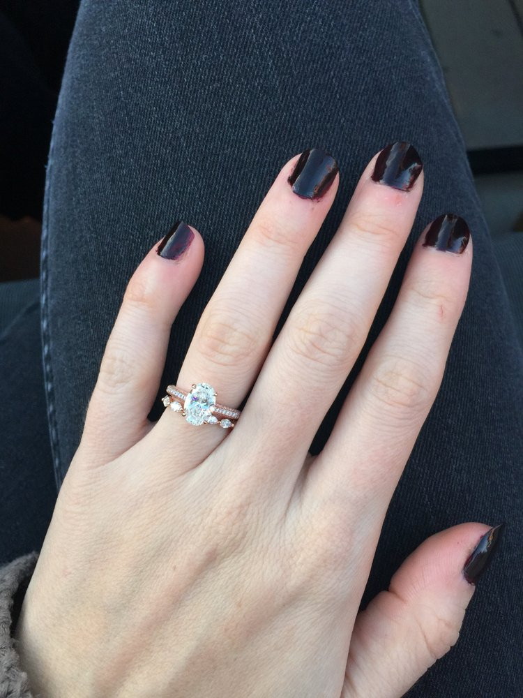Photo Of Mark Broumand Los Angeles Ca United States Engagement Ring