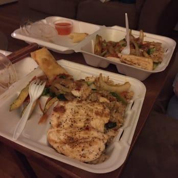 New Bedford Hazuki Kitchen Menu