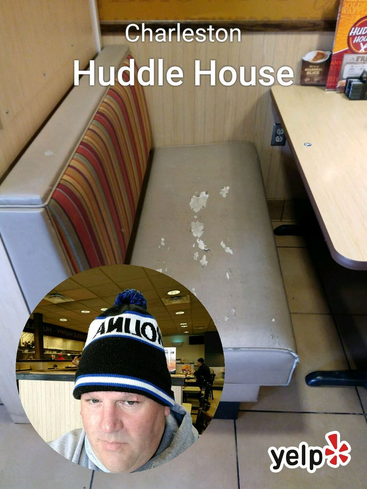 Huddle House: 2460 US 60, Charleston, MO