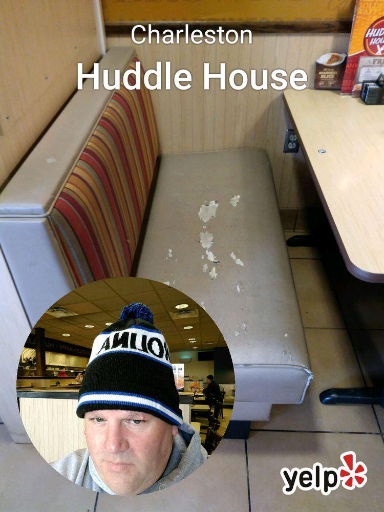 Huddle House: 2460 East US Highway 60, Charleston, MO