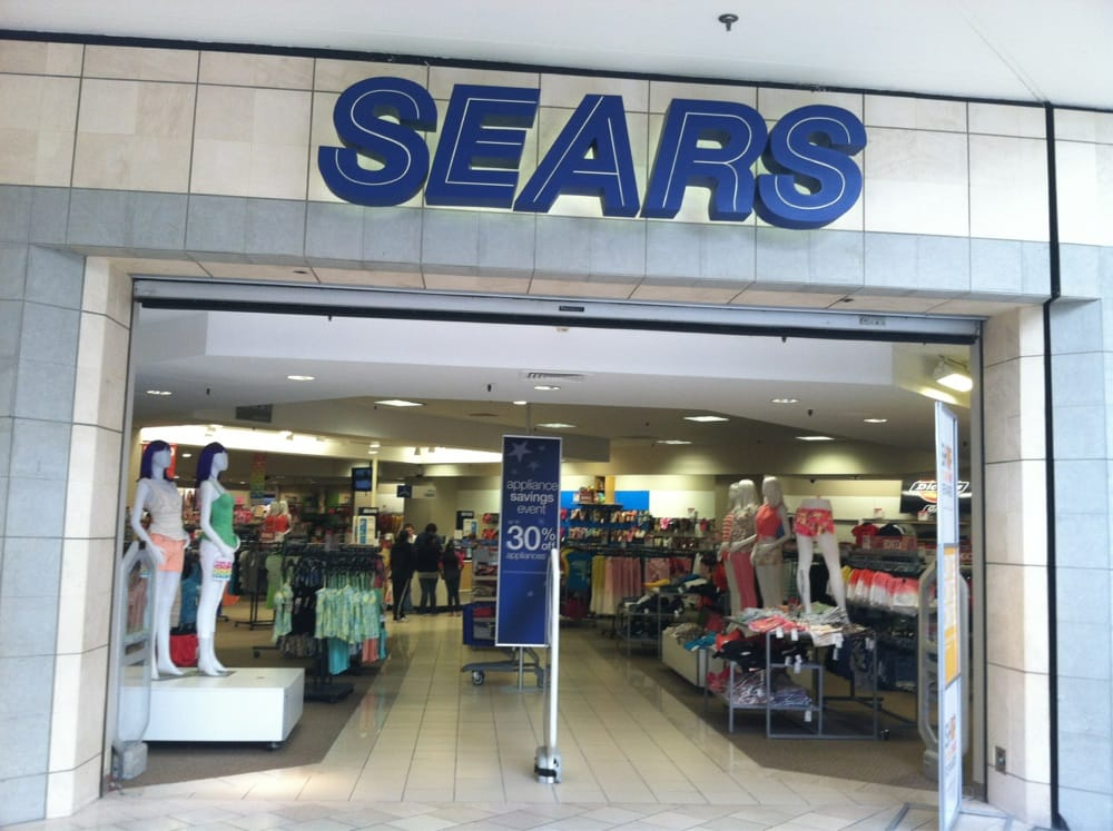 Sears Department Stores 40 Hillsdale Mall San Mateo