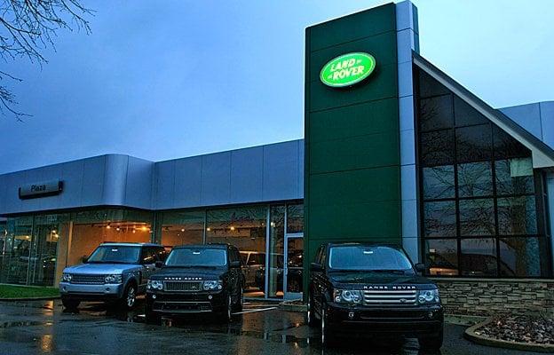 Plaza Land Rover St Louis Car Dealers 11654 Olive