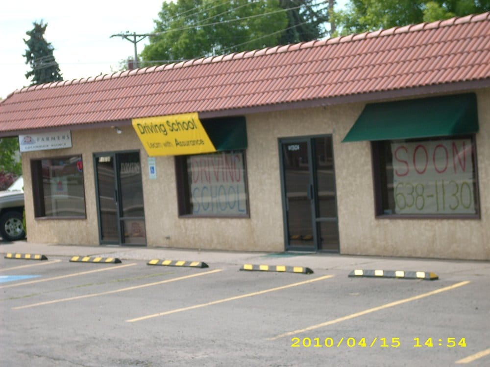 Assurance Driving School: 330N Grand Ave, Pullman, WA