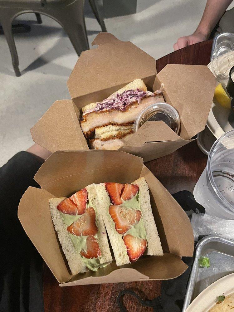 Food from Sandos