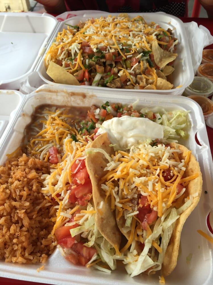 Food from El Huero