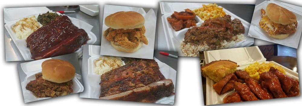 Khi & Eli's Food for the Soul: 882 Sumner Ave, Springfield, MA