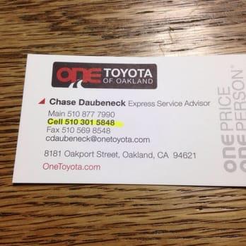 Lovely Foto De One Toyota Of Oakland   Oakland, CA, Estados Unidos. The Excellent
