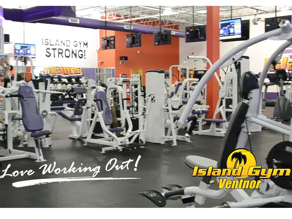 Island Gym - Fitness & Training