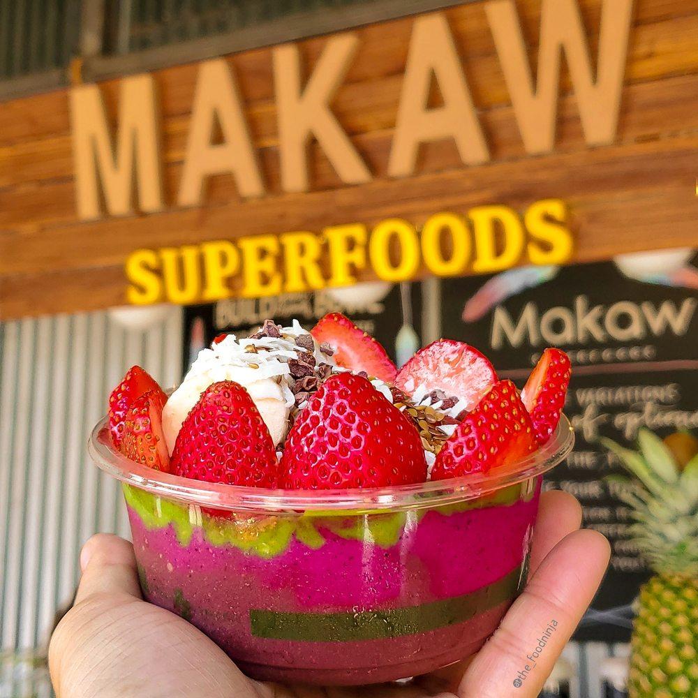 Makaw Bowl: 1602 Village Market Blvd SE, Leesburg, VA