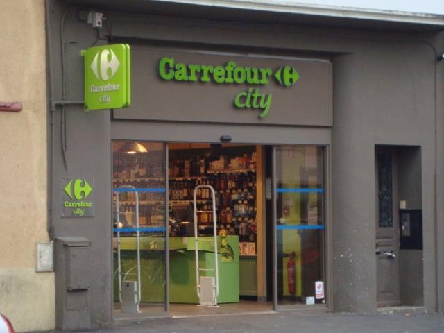 Carrefour city 121 ave jules julien for Avenue jules dujardin 5