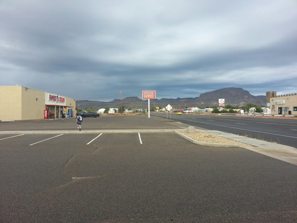 Family Dollar Store: 2930 Northern Ave, Kingman, AZ