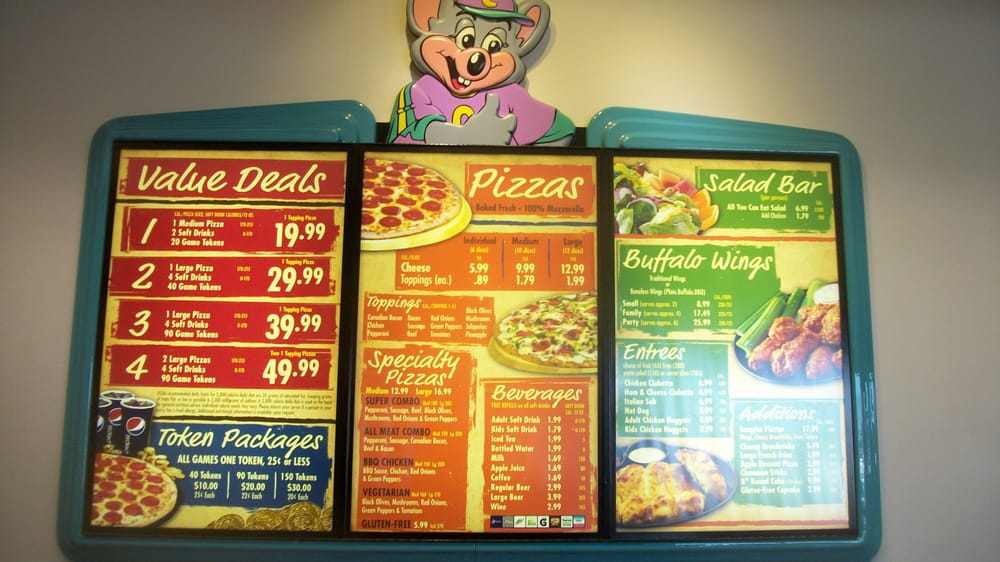 chuck e cheese s 10 photos pizza 4671 michaels dr grand chute wi restaurant reviews. Black Bedroom Furniture Sets. Home Design Ideas