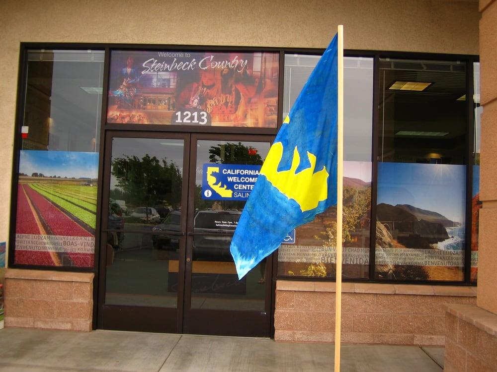 California Welcome Center Salinas