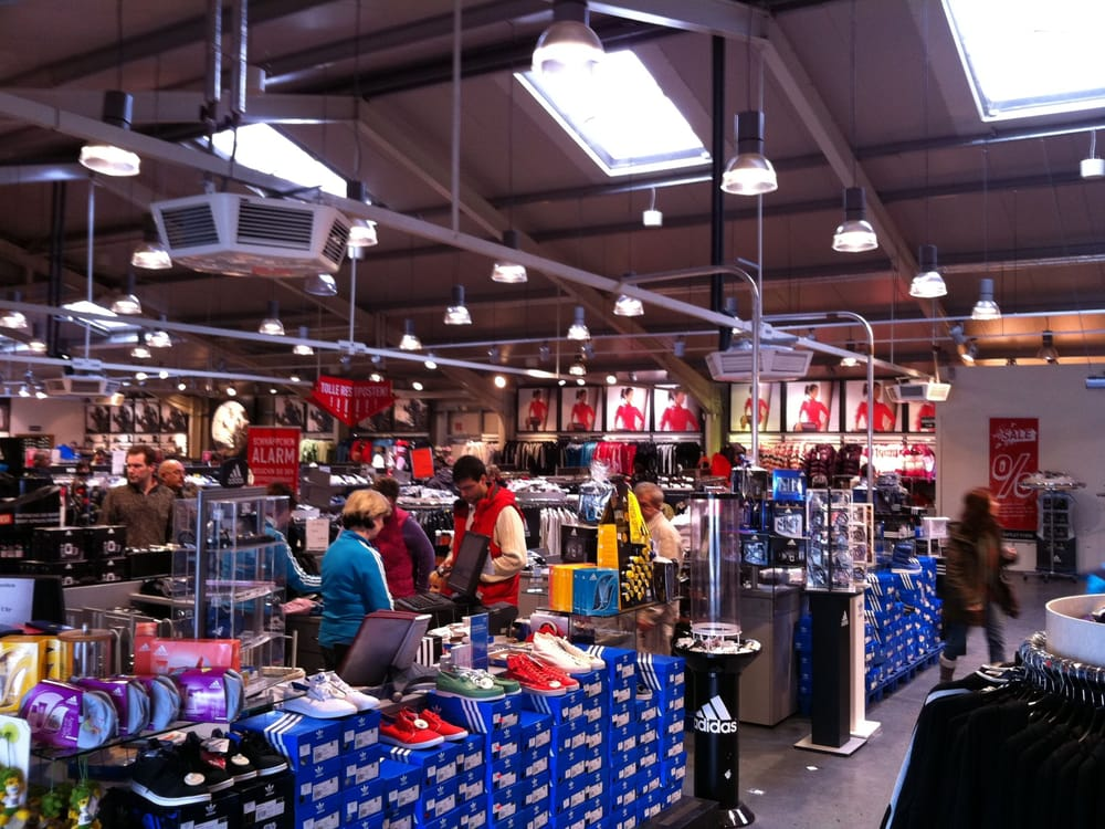 adidas factory outlet near me