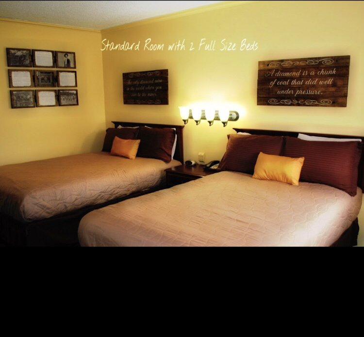 Yellow Diamond Inn: 705 N Washington Ave, Murfreesboro, AR