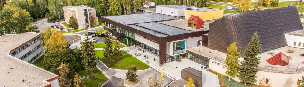 Wood Center: 1731 S Chandalar, Fairbanks, AK