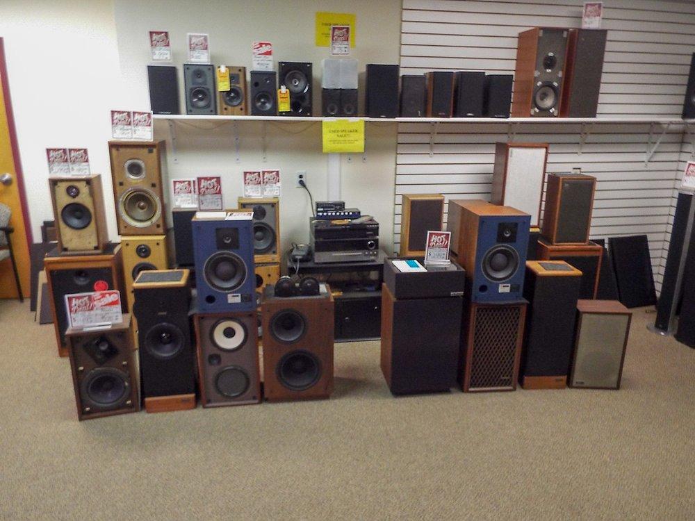 Midwest Speaker Repair: 1901 Oakcrest Ave, Roseville, MN