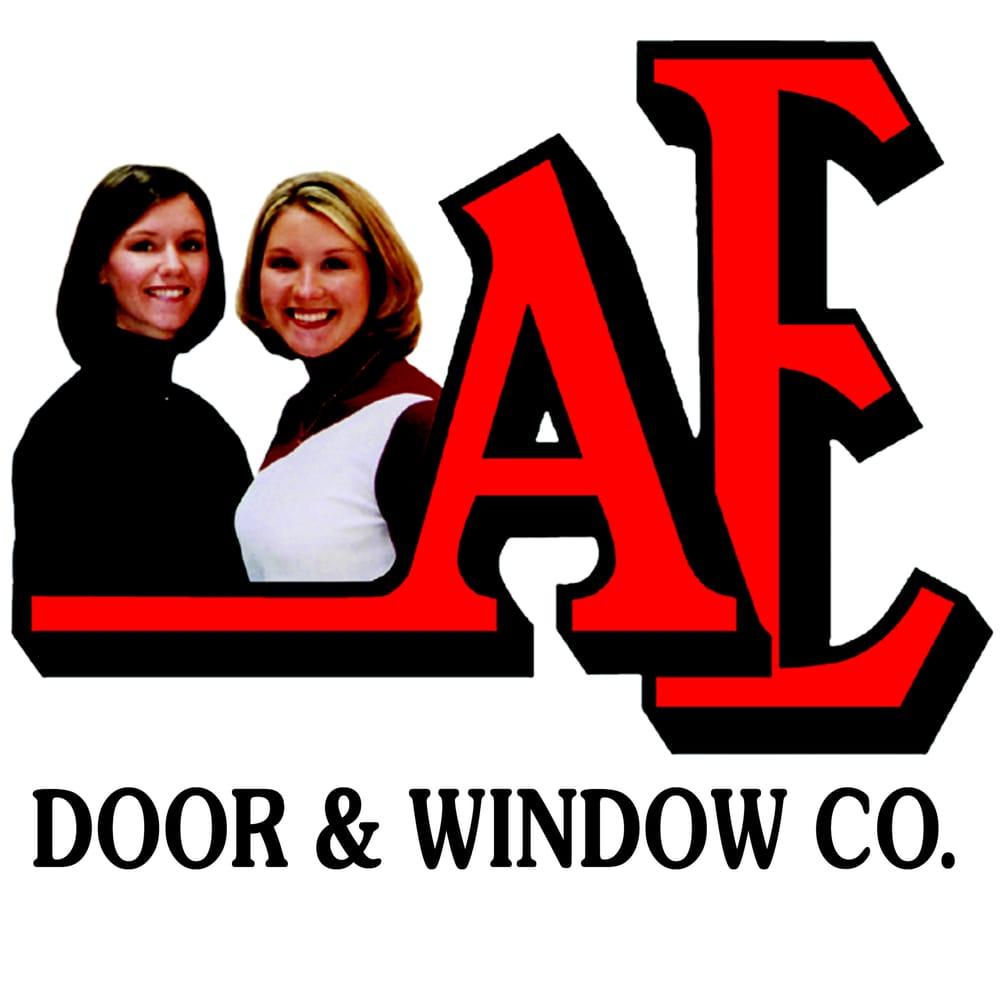 Ae door window co garage door services 1260 w sharon for Window and door companies near me