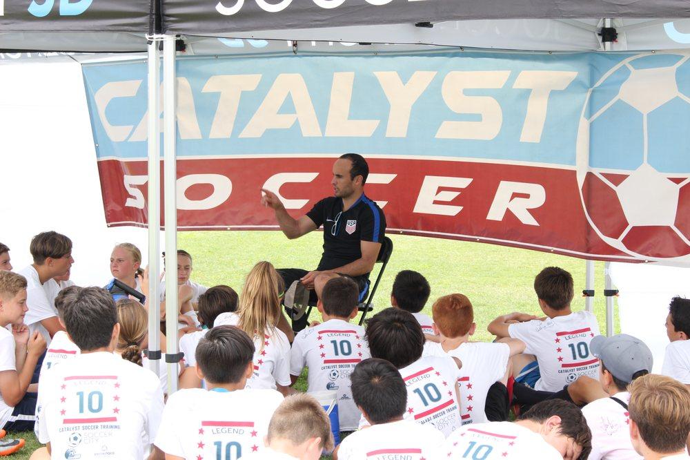 Catalyst Soccer Training