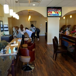 M m nail bar spa 14 photos 20 reviews nail salons for 20 lounge nail salon