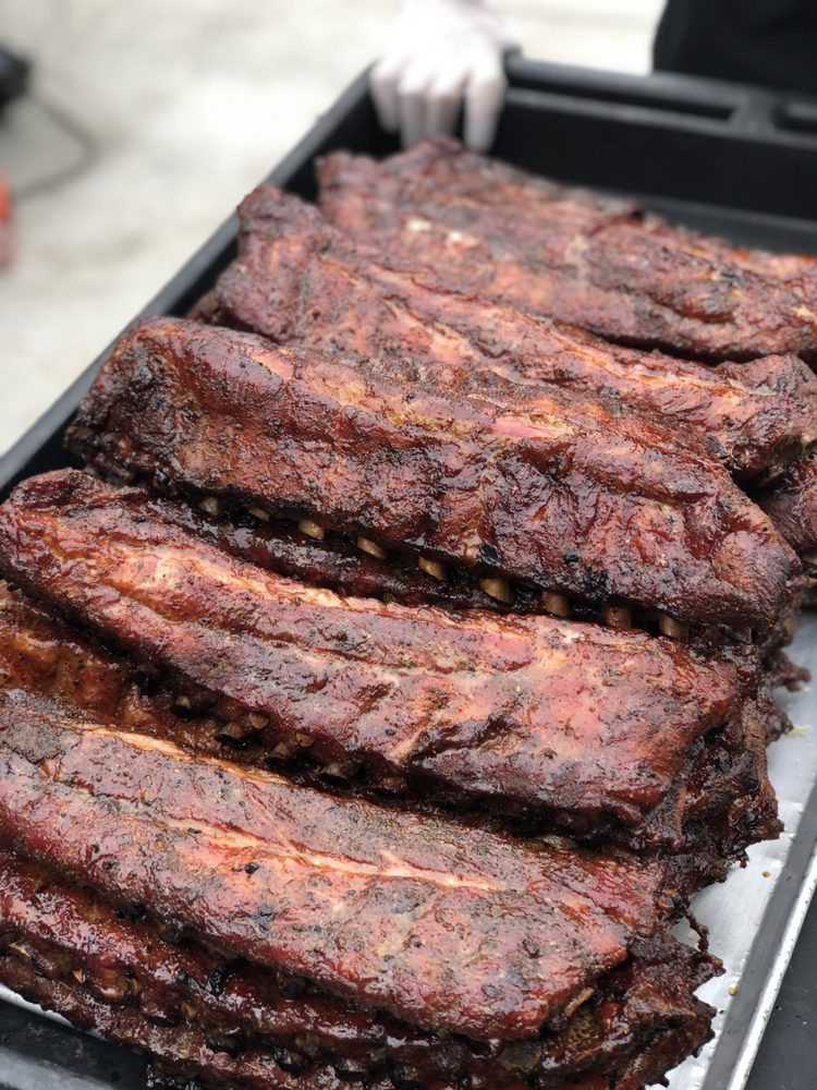 Food from Pappy's Smokehouse - St. Peters