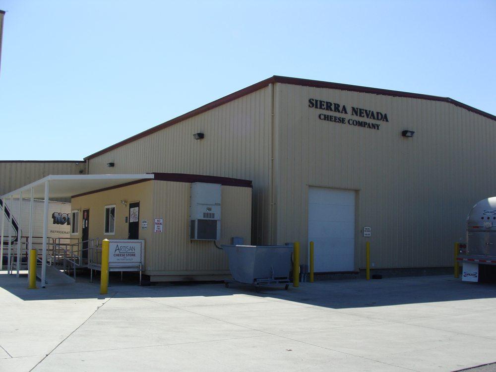 Sierra Nevada Cheese Company: 6505 County Road 39, Willows, CA